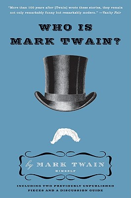 Who Is Mark Twain? Cover Image