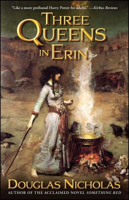 Cover for Three Queens in Erin