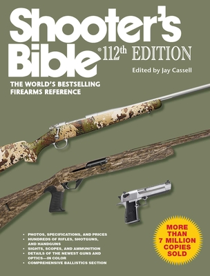 Shooter's Bible, 112th Edition Cover Image