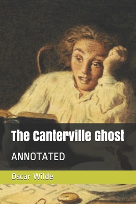 The Canterville Ghost: Annotated Cover Image