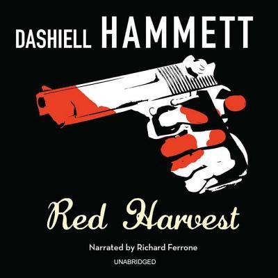 Red Harvest Lib/E Cover Image