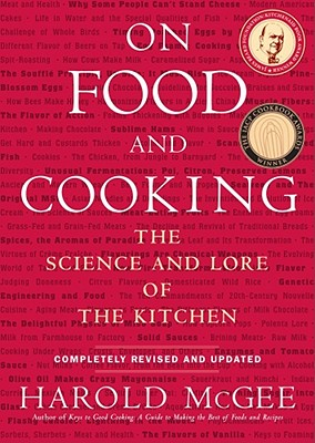 On Food and Cooking: On Food and Cooking Cover Image