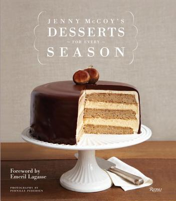 Jenny McCoy's Desserts for Every Season Cover