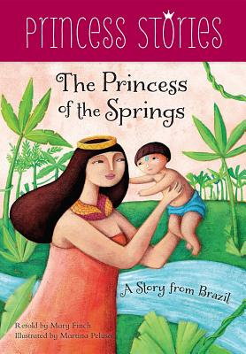 Cover for The Princess of the Springs