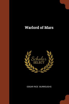 Warlord of Mars Cover Image