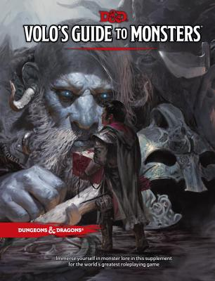 Volo's Guide to Monsters (Dungeons & Dragons) Cover Image