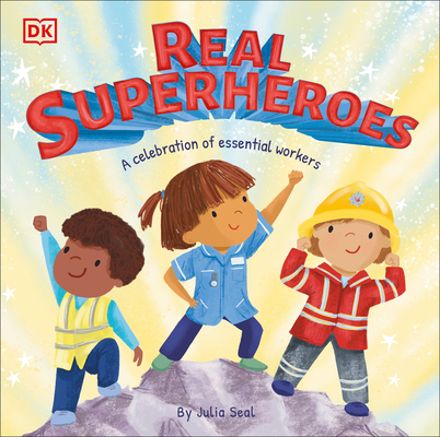 Real Superheroes Cover Image