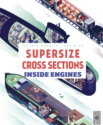 Supersize Cross Sections: Inside Engines Cover Image