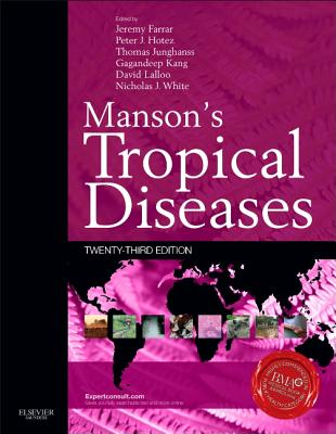 Manson's Tropical Diseases Cover Image