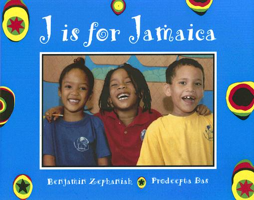 J Is for Jamaica Cover
