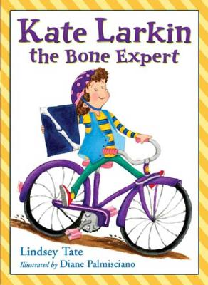 Kate Larkin, the Bone Expert Cover