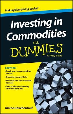 Investing in Commodities for Dummies Cover Image