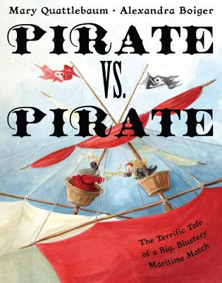 Pirate vs. Pirate Cover