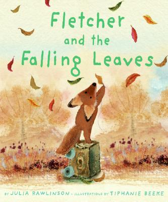 Fletcher and the Falling Leaves Cover