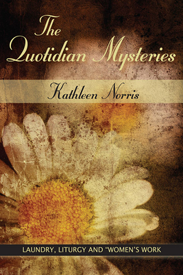 The Quotidian Mysteries Cover