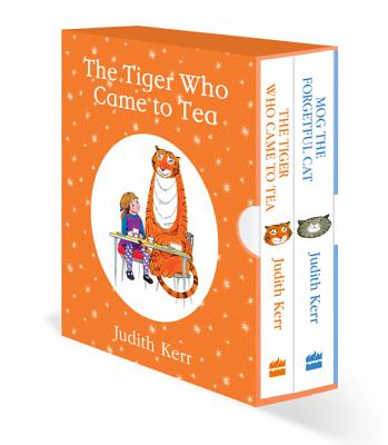 The Tiger Who Came to Tea / Mog the Forgetful Cat Cover Image