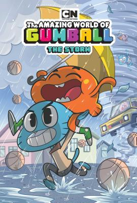 The Amazing World of Gumball Original Graphic Novel: The Storm Cover Image
