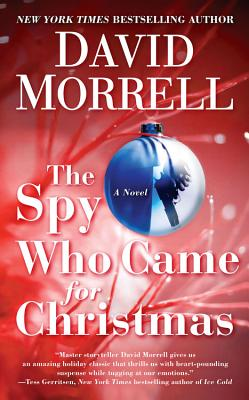 The Spy Who Came for Christmas Cover