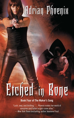 Cover for Etched in Bone