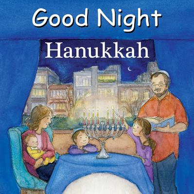 Good Night Hanukkah (Good Night Our World) Cover Image