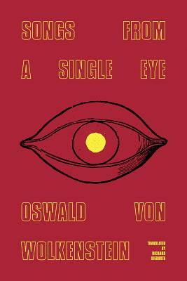 Cover for Songs from a Single Eye