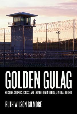 Golden Gulag: Prisons, Surplus, Crisis, and Opposition in Globalizing California (American Crossroads #21) Cover Image