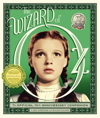 The Wizard of Oz: The Official 75th Anniversary Companion Cover Image