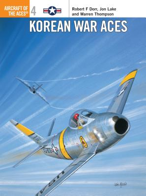 Korean War Aces (Aircraft of the Aces) Cover Image