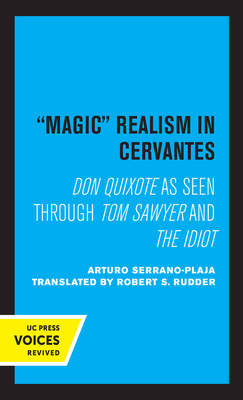 Cover for Magic Realism in Cervantes