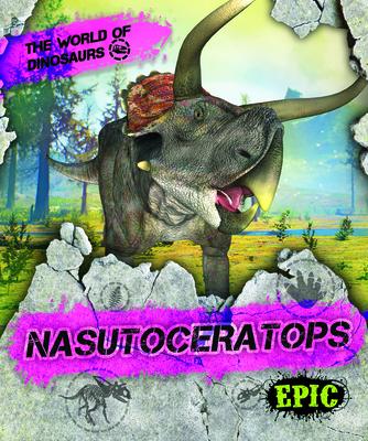Nasutoceratops Cover Image