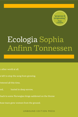 Ecologia Cover Image