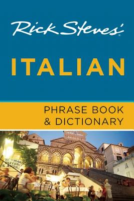 Rick Steves' Italian Phrase Book & Dictionary Cover Image