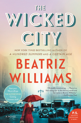 The Wicked City: A Novel Cover Image