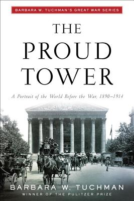 The Proud Tower Cover