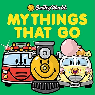 My Things That Go Cover