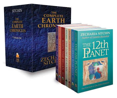 The Complete Earth Chronicles Cover Image