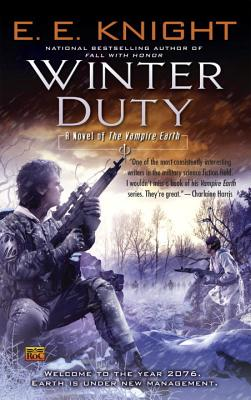 Winter Duty (Vampire Earth #8) Cover Image