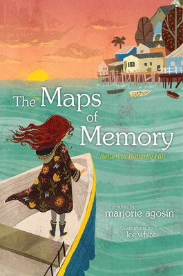 The Maps of Memory: Return to Butterfly Hill (The Butterfly Hill Series) Cover Image