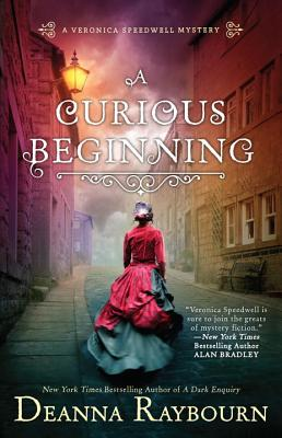 A Curious Beginning (A Veronica Speedwell Mystery #1) Cover Image