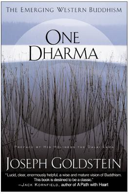 One Dharma: The Emerging Western Buddhism Cover Image