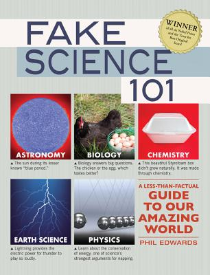 Fake Science 101 Cover