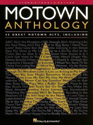 Motown Anthology Cover Image