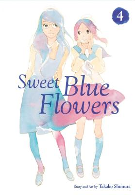 Sweet Blue Flowers, Vol. 4 Cover Image