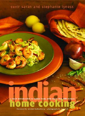 Indian Home Cooking Cover