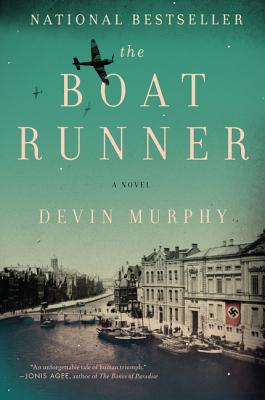The Boat Runner: A Novel Cover Image