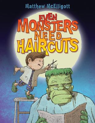 Even Monsters Need Haircuts Cover Image
