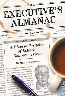 Cover for The Executive's Almanac