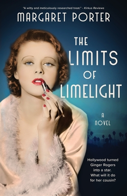 cover art for The Limits of Limelight by Margaret Porter