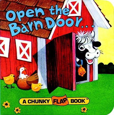 Open the Barn Door, Find a Cow (A Chunky Book(R)) Cover Image