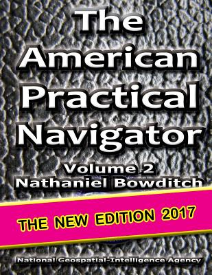 The American Practical Navigator Vol 2: Bowditch Cover Image